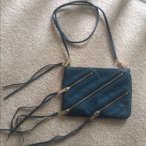 Rebecca Minkoff Moto Rocker Crossbody purse